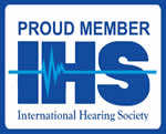 Proud Member of the International Hearing Society