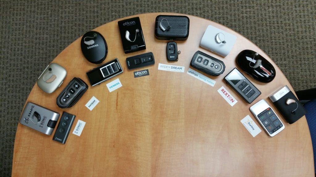 Dealer for major hearing aid brands