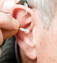 Behind the Ear Hearing Aids in Bloomington, MN
