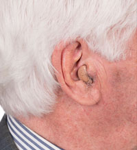 Half-Shell Hearing Aids in Bloomington, MN