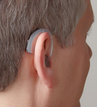 Mini Behind the Ear Hearing Aids in Bloomington, MN